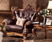 Кресло Дакота С (Натуральная Кожа)