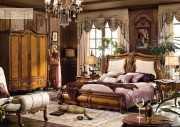 Спальня Дакота D (Классика, массив дерева)