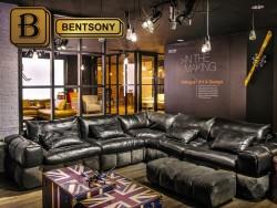 элитная кожаная мебель Бенцони