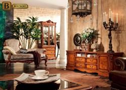 классический стиль мебель Феникс в интерьере