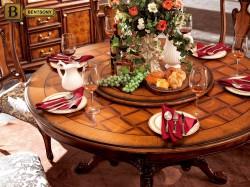 столешница из дерева обеденный стол классически Феникс