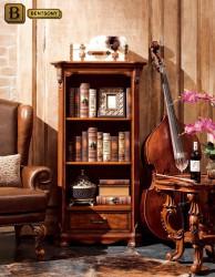 классический гостиной Феникс массив дерева цвет орех