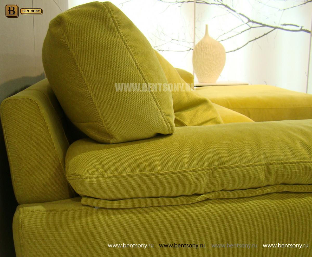 мягкий велюровый диван купить