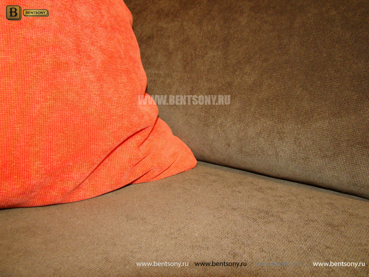 Диван Спалетти (Угловой, Велюр) каталог мебели с ценами