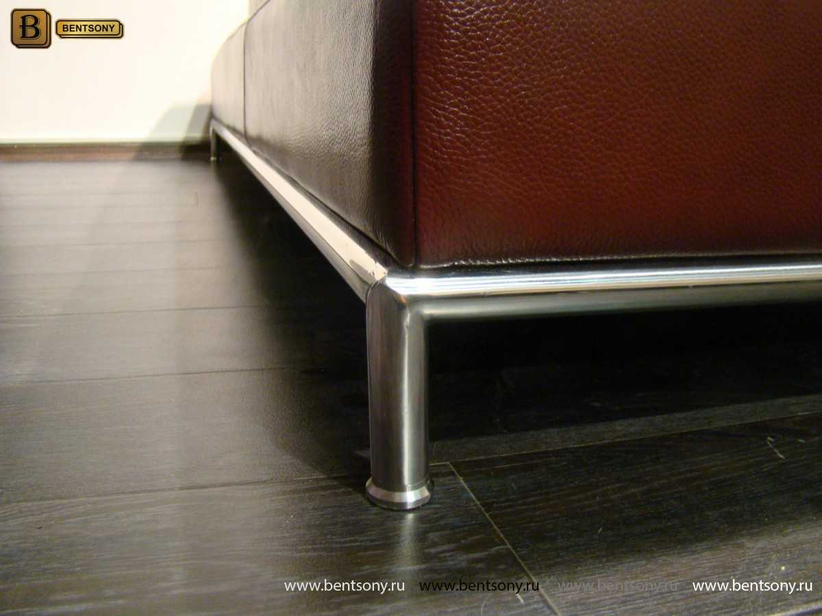 Диван Витторино (Натуральная Кожа) каталог мебели с ценами