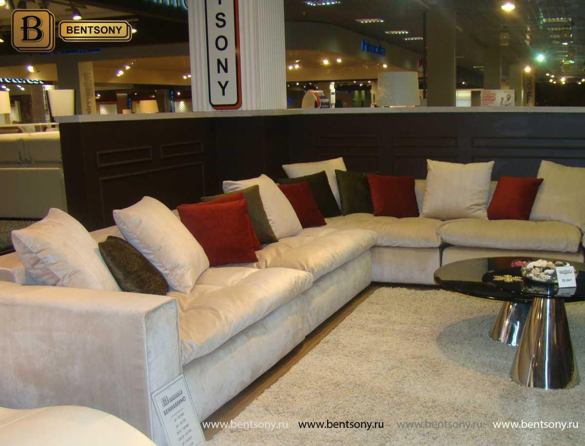 Спальный диван Бениамино