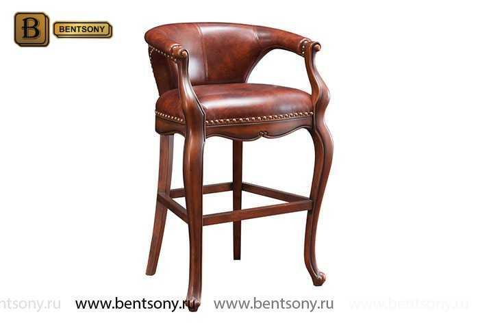 Барное кресло Крофорд D (Натуральная кожа) сайт цены