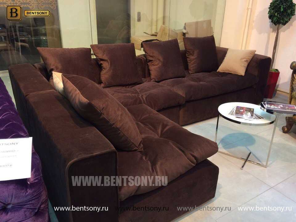 Диван Бениамино (Угловой) каталог мебели