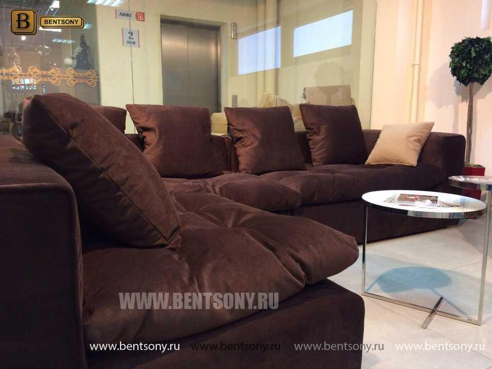 Диван Бениамино (Угловой) каталог мебели с ценами