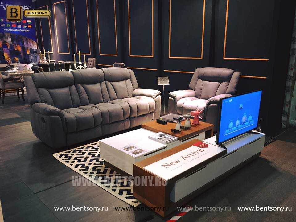 мебель с реклайнерами Бенцони