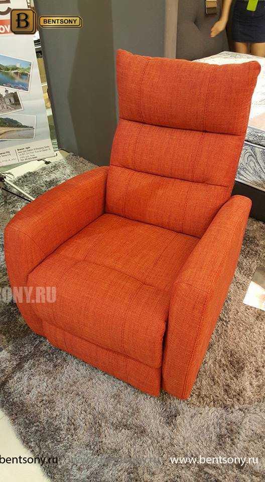 Кресло Лаваль (Реклайнер, Натуральная кожа) для квартиры