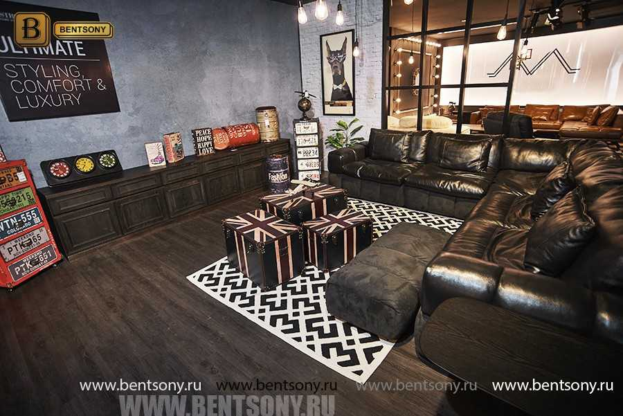 кожаная мебель Бенцони
