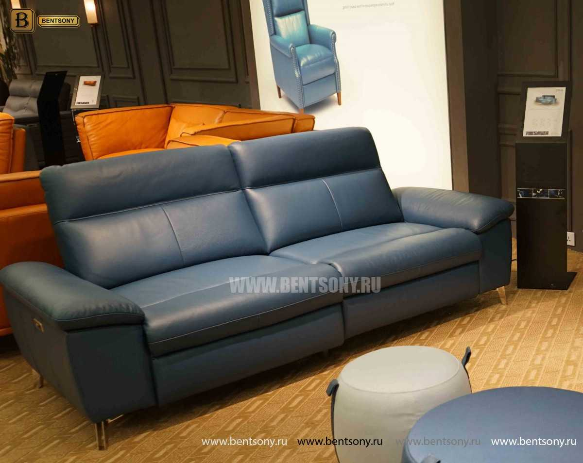 Диван Лоретто (Прямой, Реклайнеры) каталог мебели