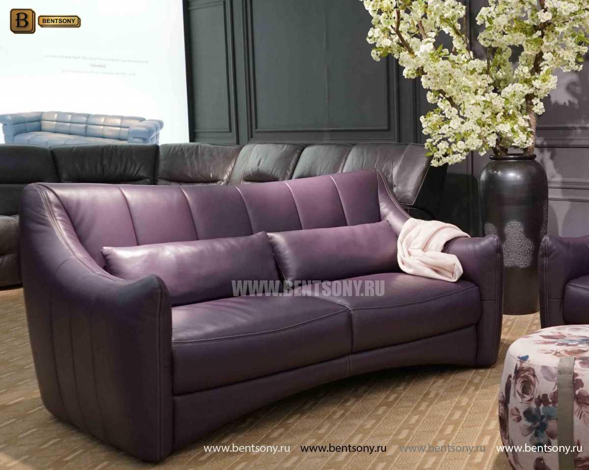 Диван Маттео (Прямой, VIP Кожа)  каталог мебели