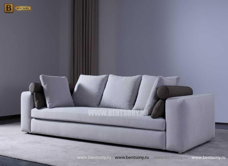 Диван Малага (Прямой, Тканевый) каталог мебели с ценами