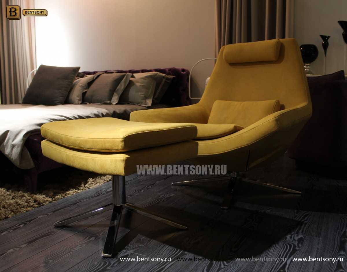 Кресло Уджино (Металлические ножки, Ткань) купить