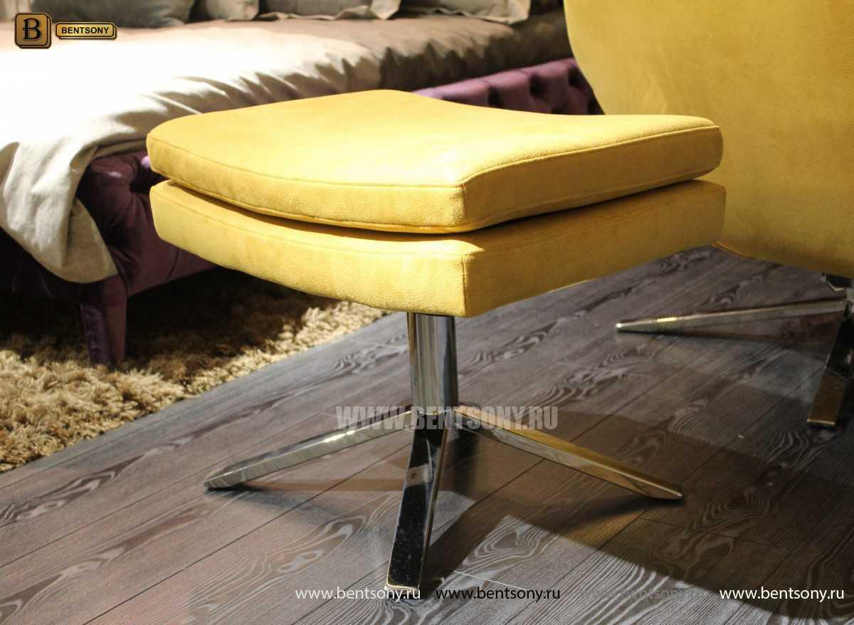 Кресло Уджино (Металлические ножки, Ткань) распродажа