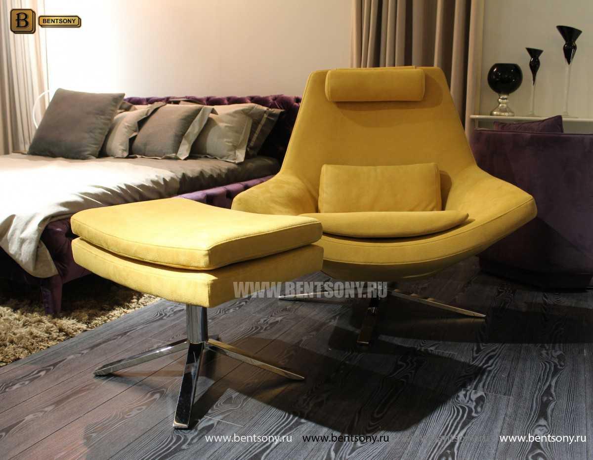 Кресло Уджино (Металлические ножки, Ткань) купить в СПб