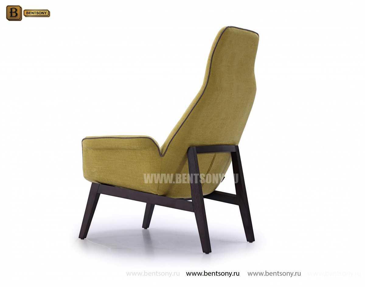 Кресло Ленчо (Деревянные ножки, Пуф) сайт цены