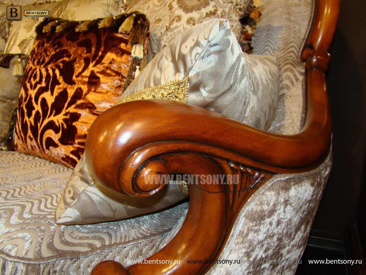 Диван Монтана B (Классика, Велюр) изображение