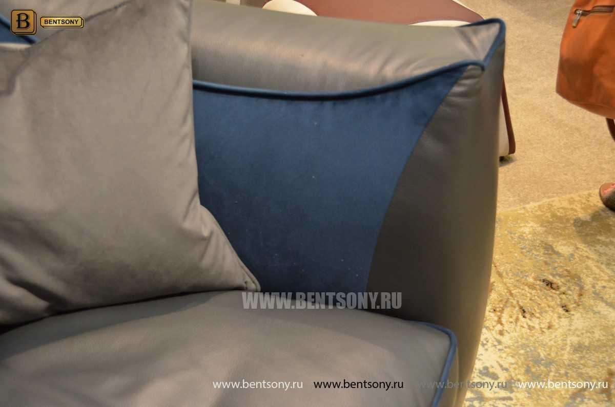 Кресло Карузо (Натуральная кожа) изображение