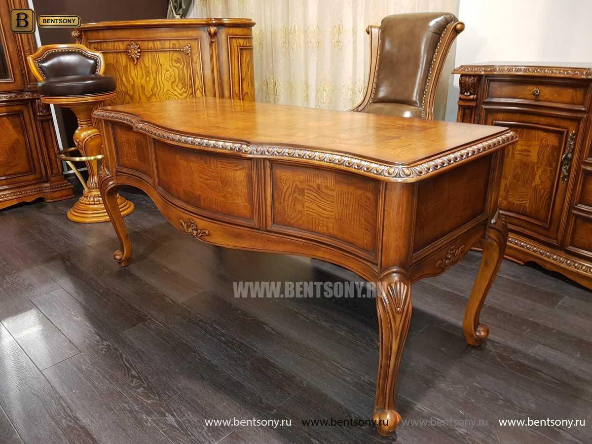 Письменный стол Монтана классический каталог