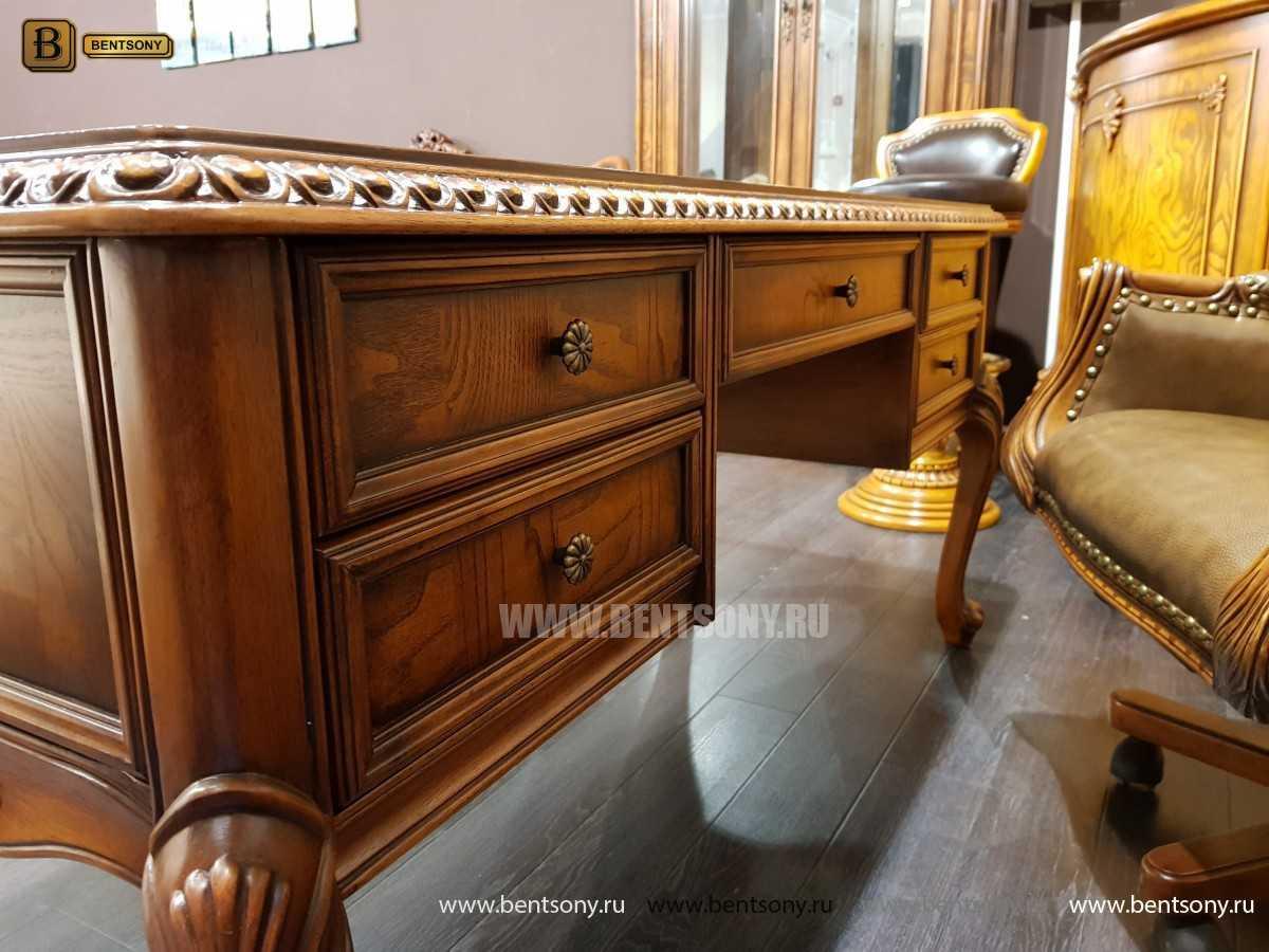 Письменный стол Монтана классический для дома