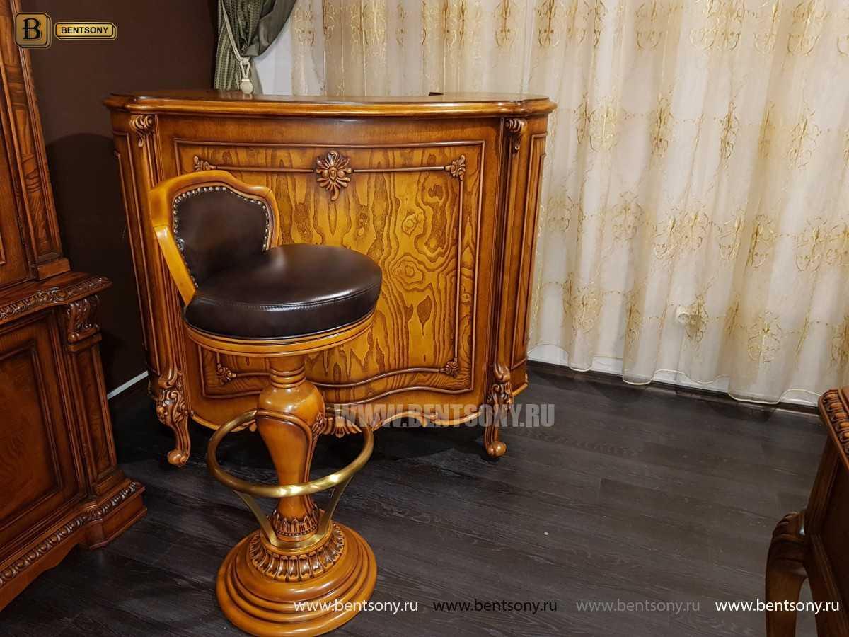 Барная стойка Дакота (Деревянная столешница) купить в СПб