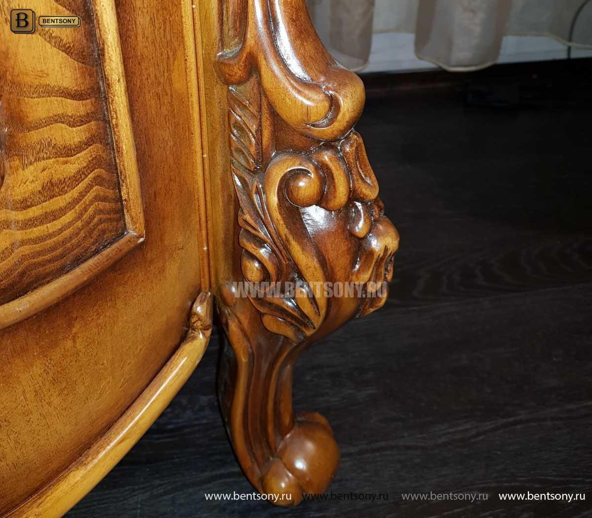 Барная стойка Дакота (Деревянная столешница) фото
