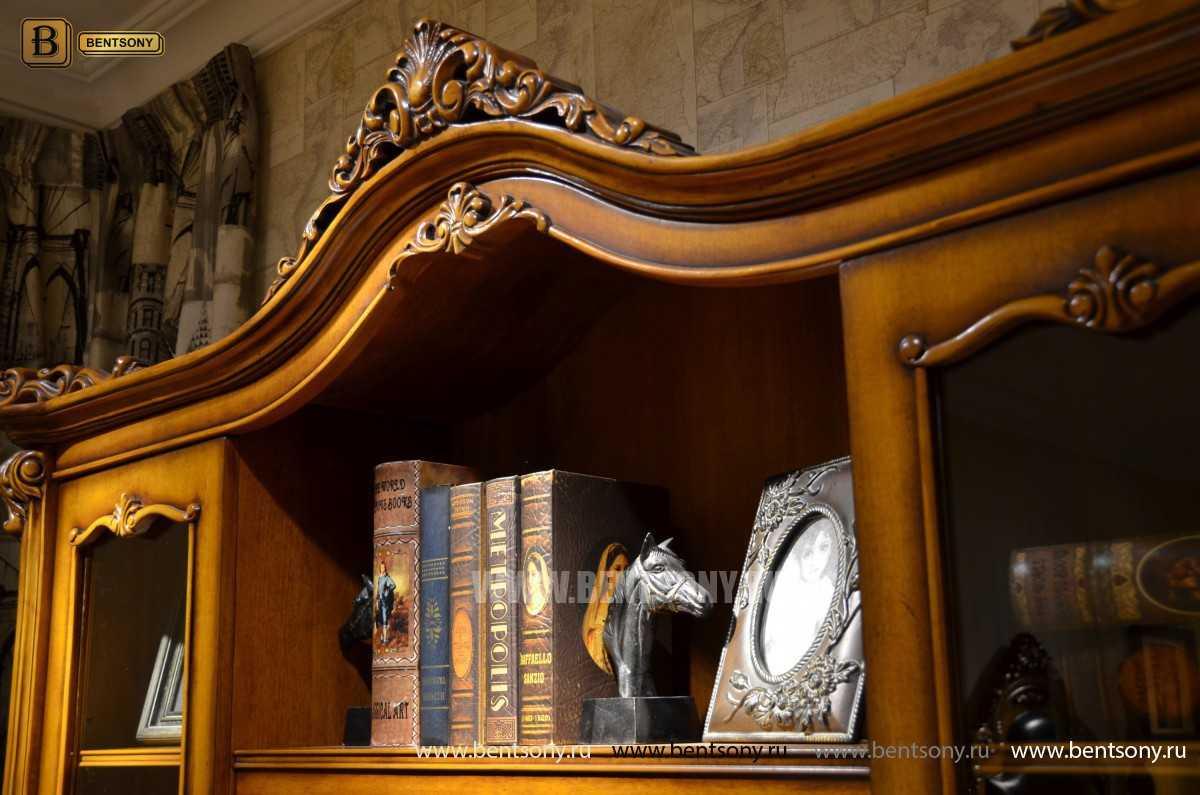Кабинет Дакота А классический (Массив дерева) каталог мебели