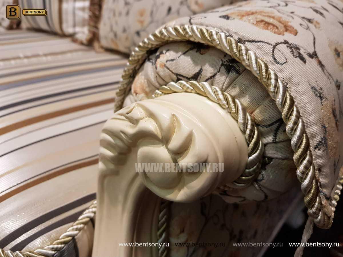 Гостиная Монтана Е (Классика, Ткань) для квартиры