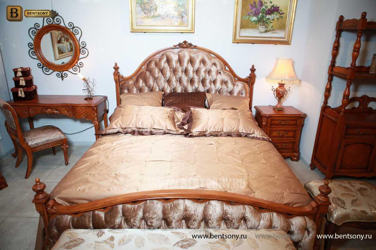 Кровать Феникс D (Классика, Ткань) магазин Москва