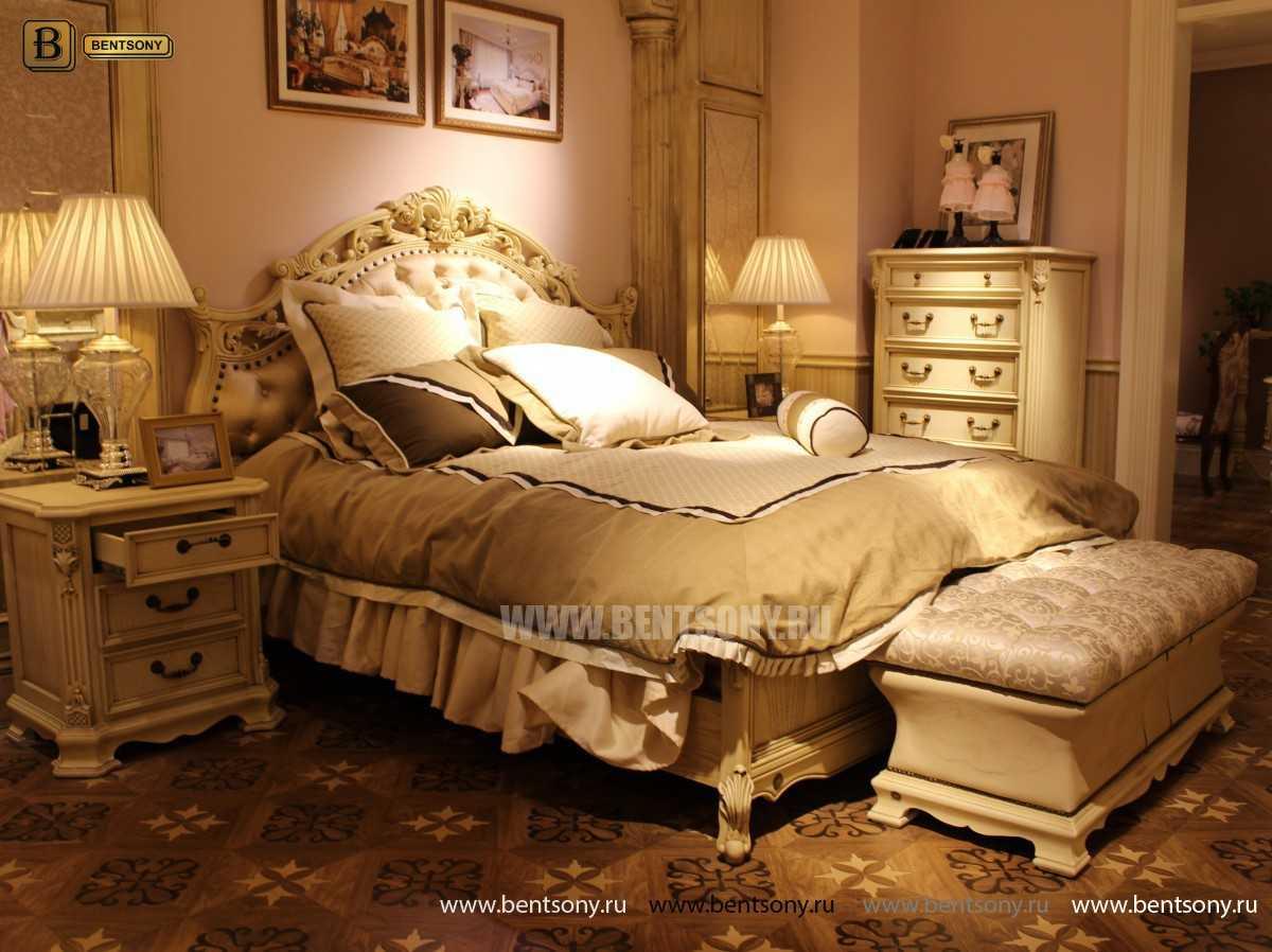 Кровать Феникс С (Классика, Ткань) в СПб