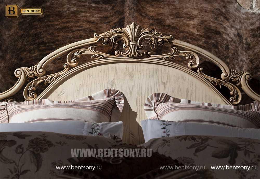 Кровать Феникс С (Классика, Ткань) для загородного дома