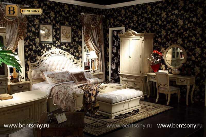 Кровать Феникс С (Классика, Ткань) фото