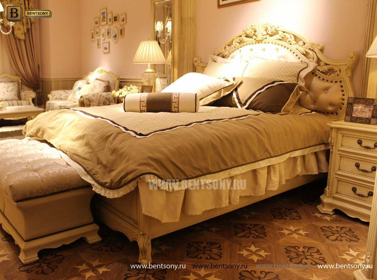 Кровать Феникс С (Классика, Ткань) магазин Москва