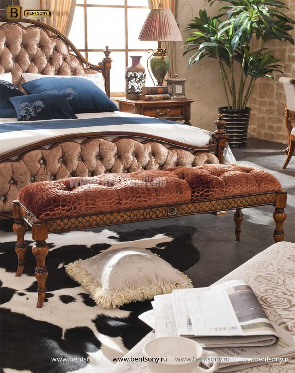 Кровать Феникс D (Классика, Ткань) официальный сайт цены