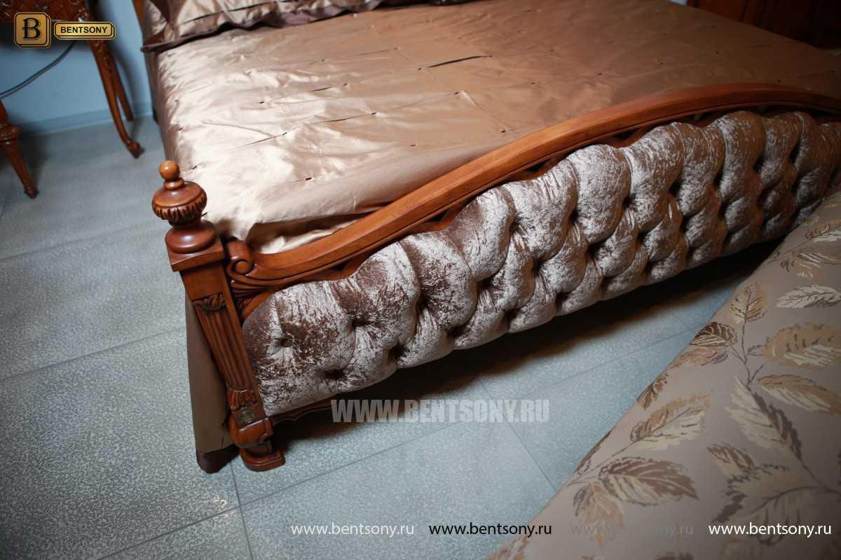 Кровать Феникс D (Классика, Ткань) купить в Москве