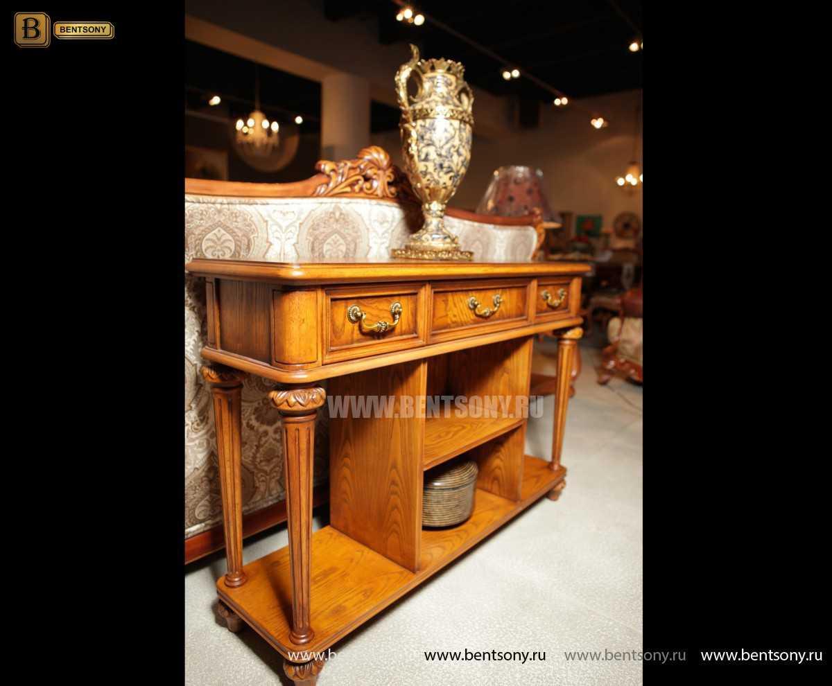 Консоль Феникс (Деревянная столешница) официальный сайт цены