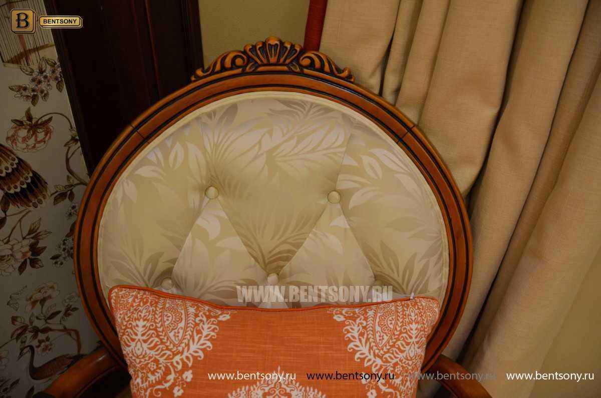 Кресло-стул Дакота А (Массив дерева) для квартиры