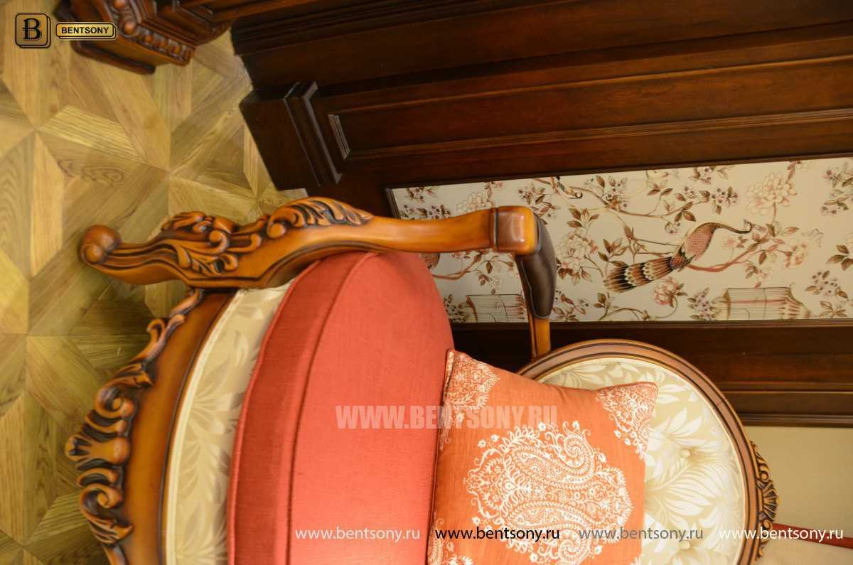 Кресло-стул Дакота А (Массив дерева) каталог