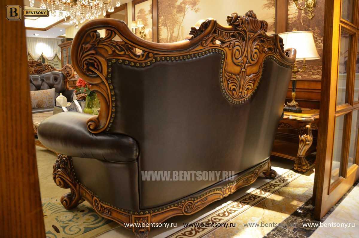 Диван Дакота G (Классика, Натуральная Кожа) купить в Москве