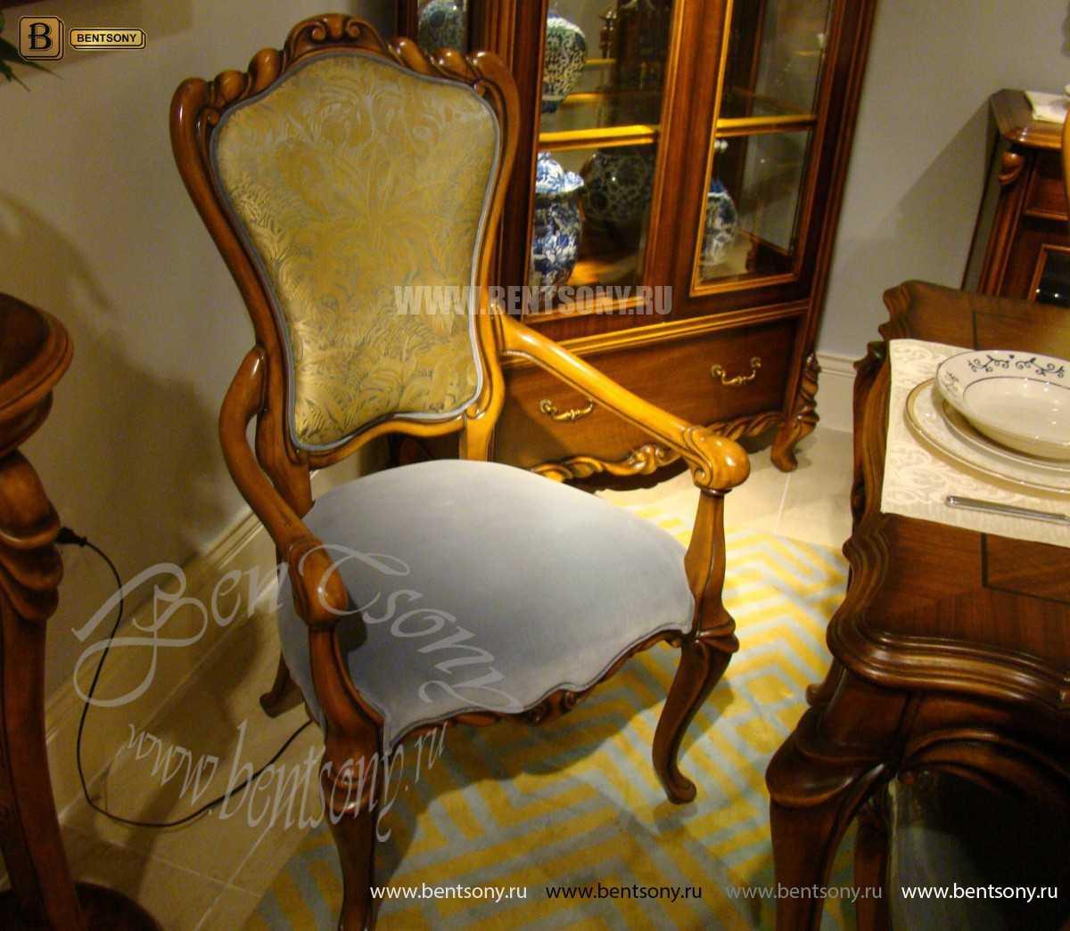 Классический Стул Лоренс А (Ткань) каталог мебели