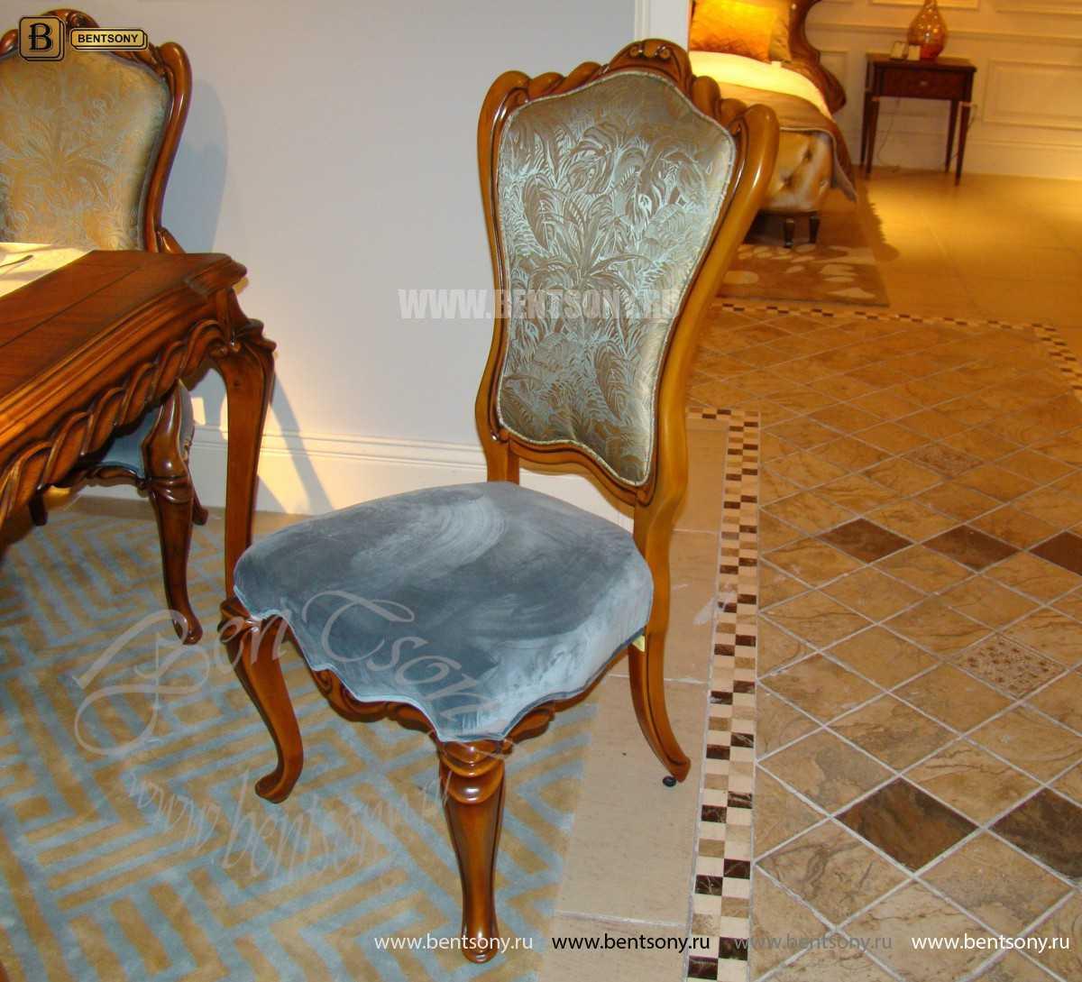 Классический Стул Лоренс А без подлокотников (Ткань) для квартиры