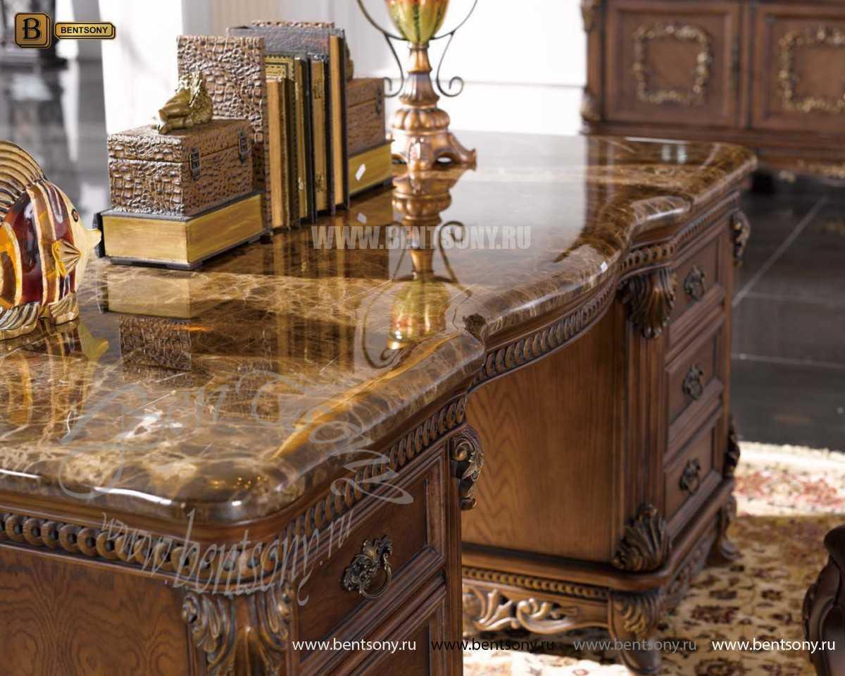 Кабинет Рамирес классический (Массив дерева) каталог мебели с ценами