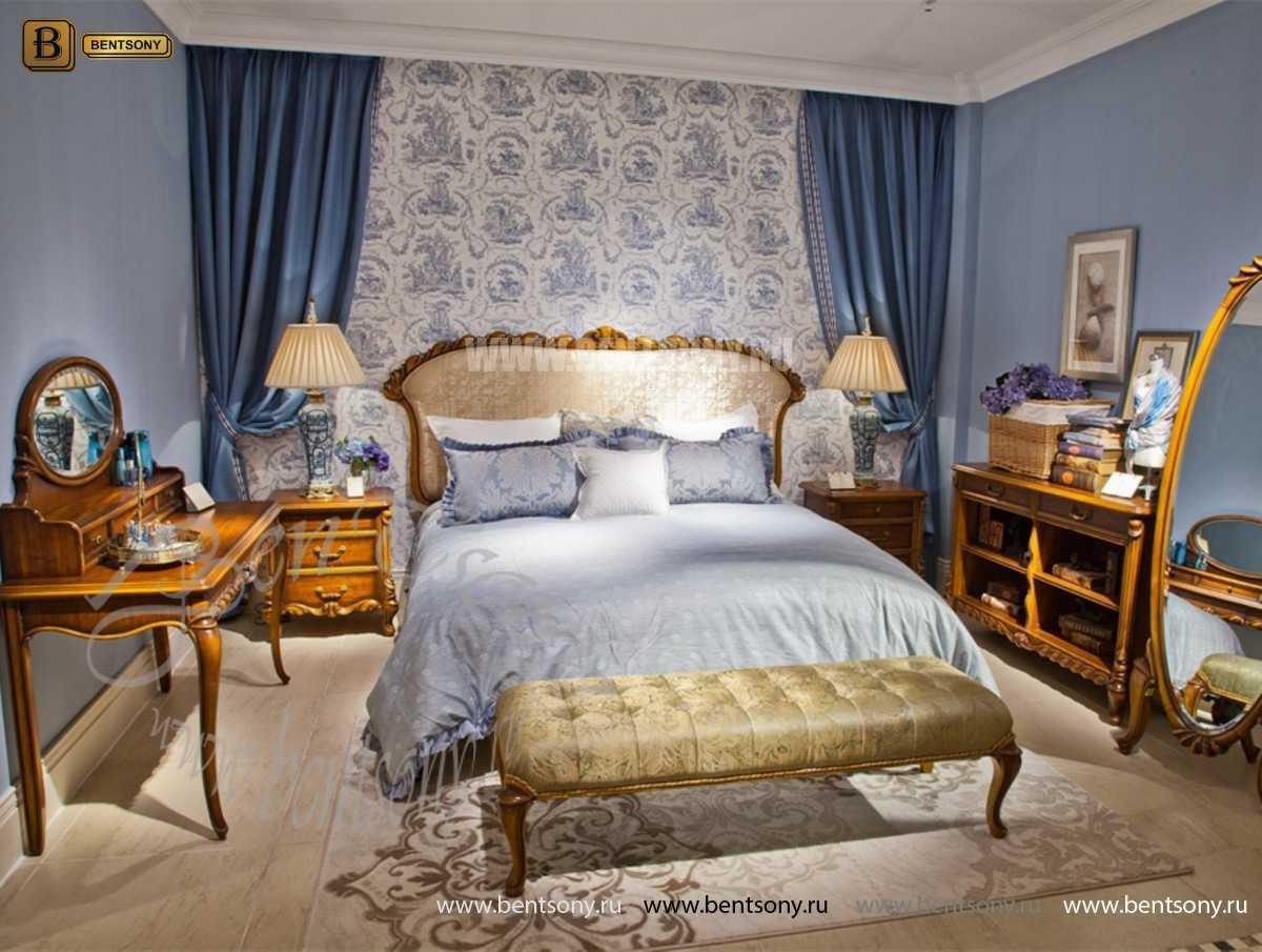 Кровать Лоренс А (Классика, Ткань) в Москве