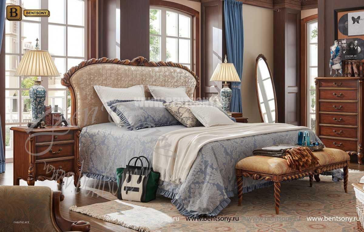 Кровать Лоренс А (Классика, Ткань) для дома