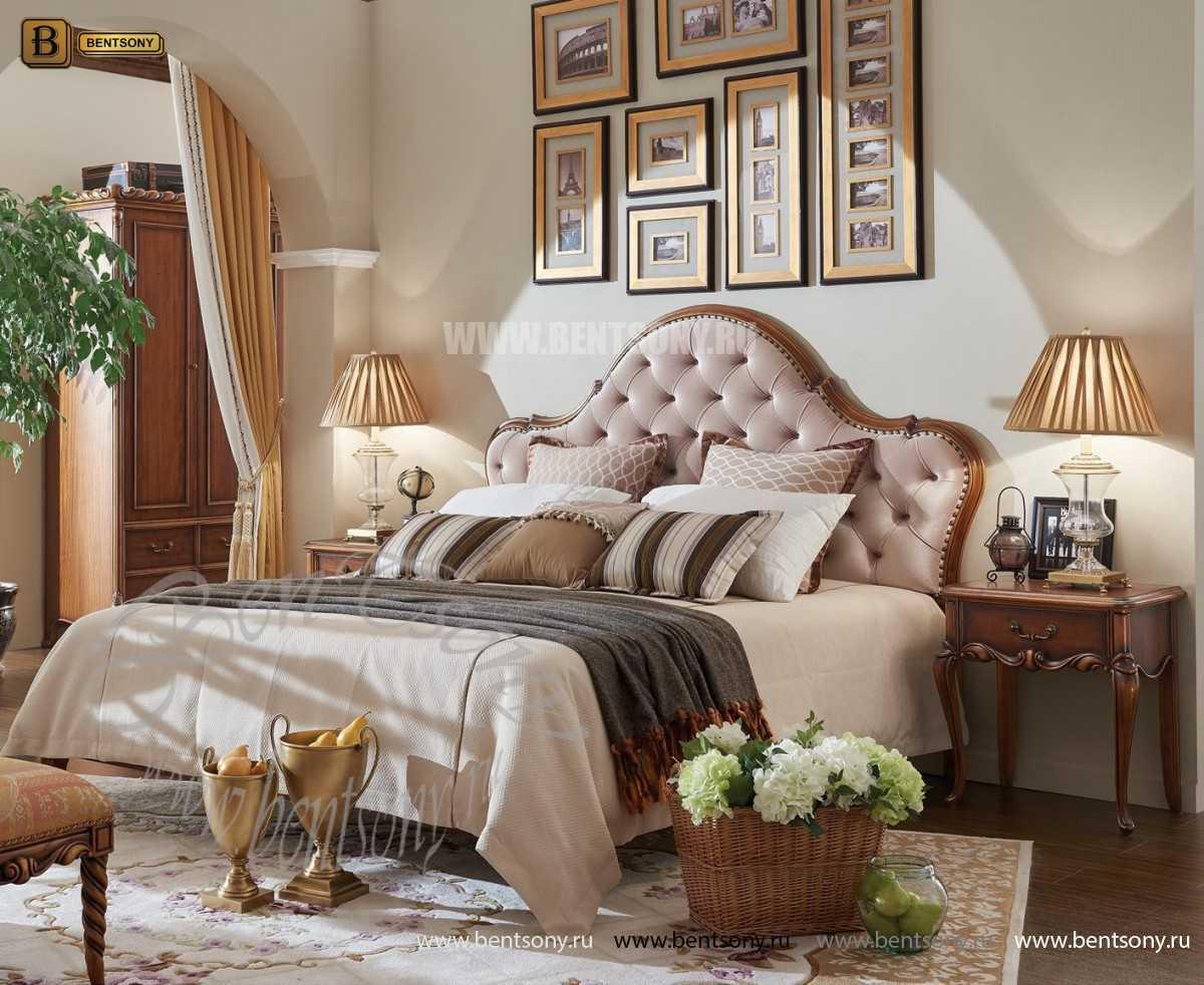 Кровать Лоренс С (Классика, Ткань) купить в Москве