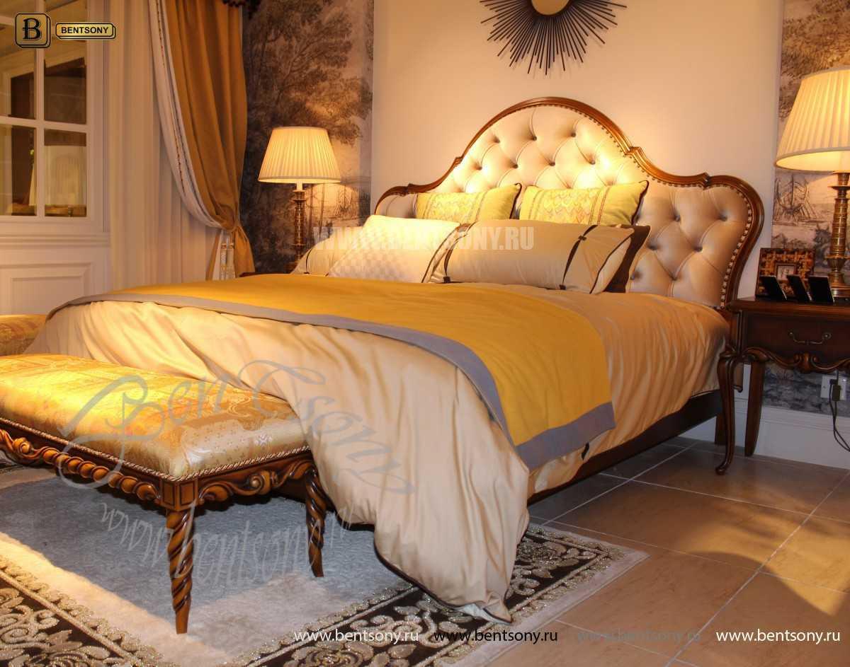 Кровать Лоренс С (Классика, Ткань) для дома