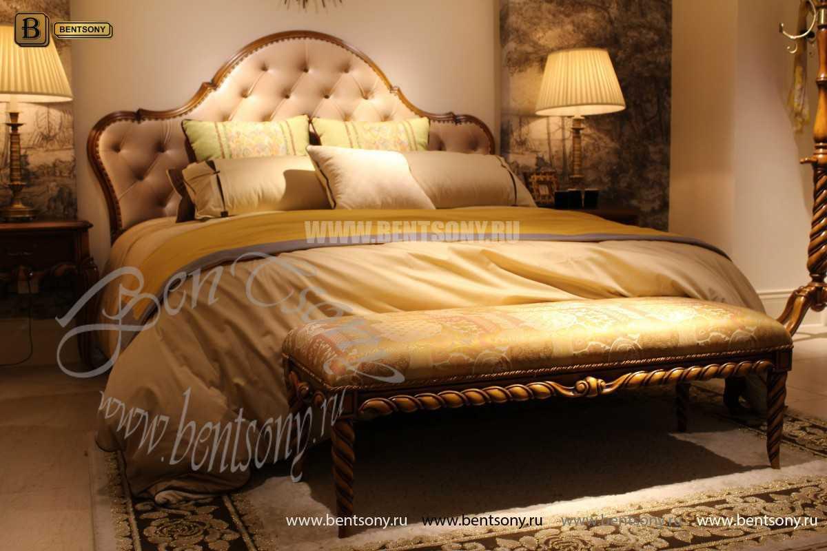 Кровать Лоренс С (Классика, Ткань) магазин Москва